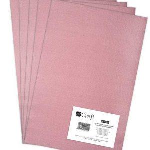 filc poliestrowy jasno różowy
