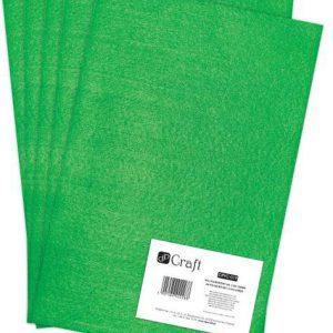 Filc zielony