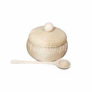 drewniana cukiernica
